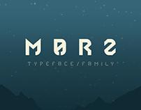 FREE | Marz Typeface