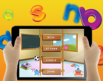 Read So Well- Letter Sounds: An iPad app for toddlers.