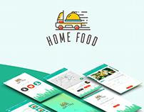 Home food mobile app