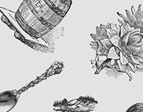 Beer Garden menu