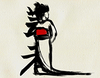 Memoirs of a Geisha Infographic Animation