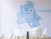 LOWE Localised Global Identity