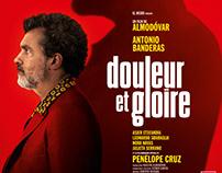 DOULEUR ET GLOIRE - Official poster