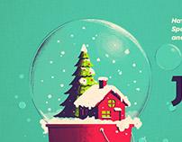 JERN  Christmas Card