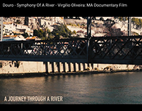Symphony of a River by Virgilio Oliveira
