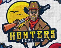 Hunters eSports mascot