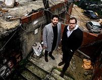 Nuno Lopes e Marco Martins, 06/03/2017 Jornal i