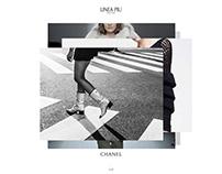 Linea Piu Boutique website