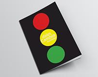"""Booklet informativo """"Dales cambio, no monedas""""."""