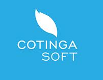 Cotinga Soft Logo Design
