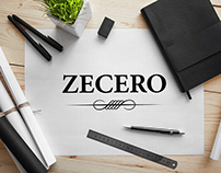 Zecero | Rebranding