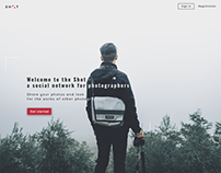 SHOT - A Social Network for Photographers