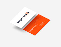 Baga Paralia Logo Design & Branding