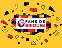 Fans de Briques - Bordeaux 2015