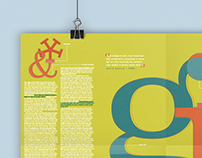 Belizio Font Study