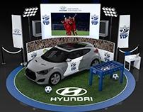 Hyundai // Bancada Vip