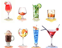 "Cocktails for ""Inbar"" site"