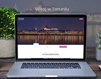 Edukacyjny Toruń | Projekt strony internetowej
