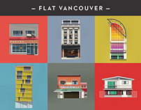 Flat Vancouver