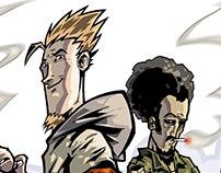 The Liberty Estate 2 - comic mini-series (2004-2006)