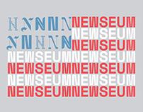 Newseum Rebranding Concept