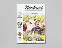 """Magazin """"Neuland"""" - Gartenlust"""