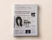 La Nueva Ola / Newspaper