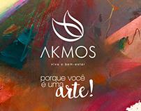 Akmos – Porque você é uma Arte!