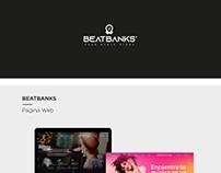 Beatbanks | Página web