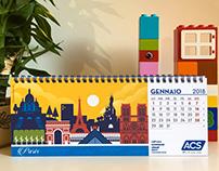 ACS 2018 Calendar