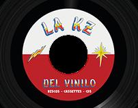 La KZ Del Vinilo Brand Work