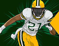 CheeseheadTV Illustrations