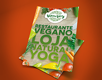 promotional flyer - VIVAVEG