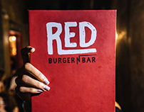 red burger n bar