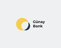Gunay Bank   Branding & Website
