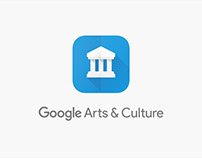 Google Arts & Culture 'Animated Cards'