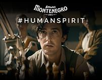 AMARO MONTENEGRO   #HUMANSPIRIT