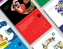 Gramedia Calendar