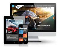 Mazda Colombia Website