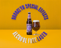 Brooklyn Brewery - Stop Motion