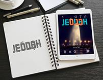 From Dubai To Jeddah With Love | محاكاة شعار دبي لـ جدة