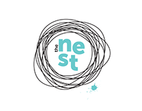 Logo for the Nest - Art studios and gallery