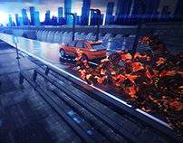 Ford Edge VR