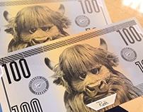 Rumble the Bison Money
