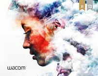 Wacom Intuos Advertising • Cosmogony