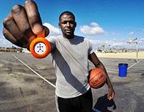 James Ennis, Miami Heat small forward photo shoot