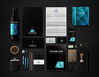 Team builder company branding
