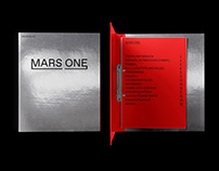 Mars One branding project