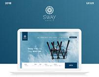 Sway Hotels UI/UX