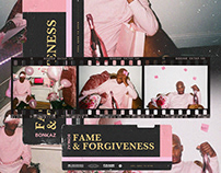 Bonkaz — Fame & Forgiveness — Art Direction — byDBDS®